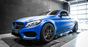 Chiptuning C205 Mercedes C43 AMG 4 310x165 Monster   713 PS Mercedes SL65 AMG Black Series by Mcchip