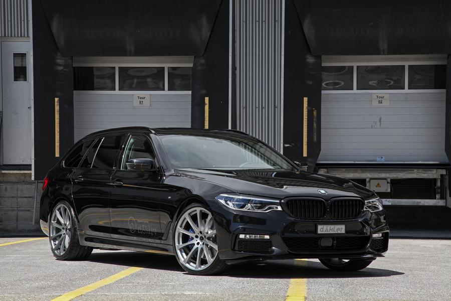 570ps d hler tunes the new bmw 5er touring g31. Black Bedroom Furniture Sets. Home Design Ideas