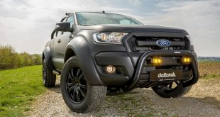 Delta 4x4 Ford Ranger Body Lift Tuning 3 310x165 Mächtig   Delta 4x4 Ford Ranger mit Body Lift & 20 Zoll