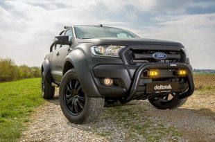 Delta 4x4 Ford Ranger Body Lift Tuning 3 310x205 Mächtig   Delta 4x4 Ford Ranger mit Body Lift & 20 Zoll