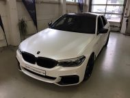 Diamond White Vollfolierung BMW G30 550i 2M Designs Tuning 7 190x143 Diamond White Vollfolierung am BMW G30 550i von 2M Designs