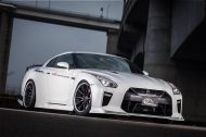 Facelift 2017 Kuhl Racing Bodykit Nissan GT R Tuning 11 190x126 Facelift 2017   Kuhl Racing Bodykit für den Nissan GT R