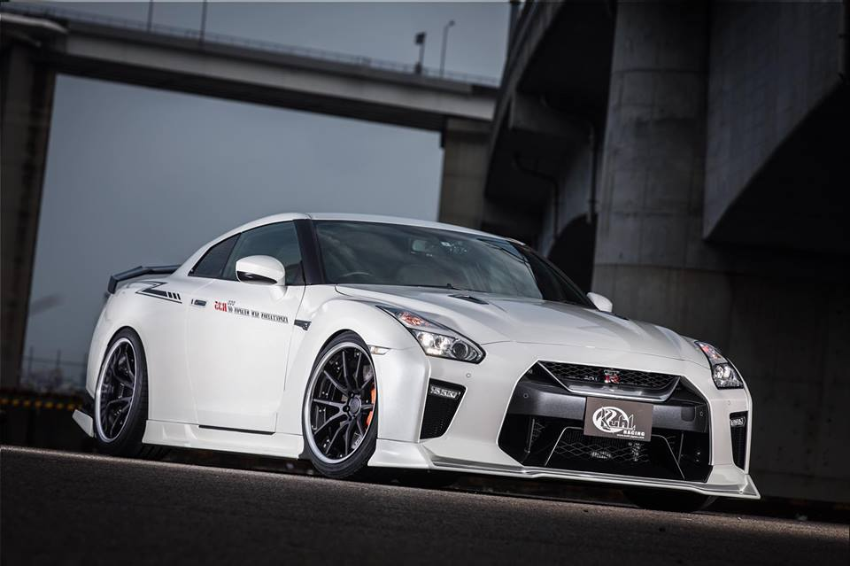 Facelift 2017 Kuhl Racing Bodykit Nissan GT R Tuning 11 Facelift 2017   Kuhl Racing Bodykit für den Nissan GT R