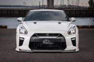 Facelift 2017 Kuhl Racing Bodykit Nissan GT R Tuning 3 190x126 Facelift 2017   Kuhl Racing Bodykit für den Nissan GT R