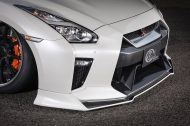 Facelift 2017 Kuhl Racing Bodykit Nissan GT R Tuning 6 190x126 Facelift 2017   Kuhl Racing Bodykit für den Nissan GT R