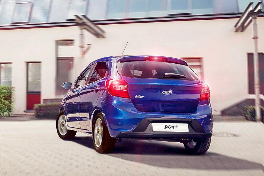 Ford KA 2017 Details 12 Ford KA+   A Car For Those Who Longs To Have One