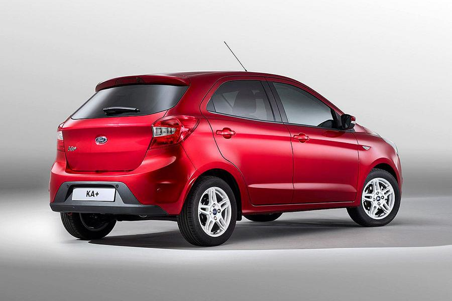 Ford KA 2017 Details 2 Ford KA+   A Car For Those Who Longs To Have One