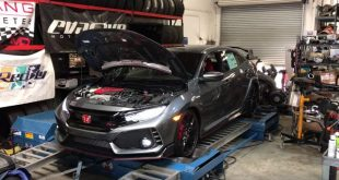 Honda Civic Type R 310x165 Spaciger Japaner Honda Civic Type R mit Widebody Kit