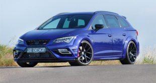 JE Design Widebody Seat Leon Cupra 300 ST 4Drive Tuning 1 310x165 Noch mehr   380PS & 470NM im Seat Leon Cupra 300 ST 4Drive