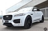 Jaguar F Pace Hamann Motorsport Widebody Tuning 10 155x103 Mega schick   Jaguar F Pace Hamann Widebody by DS