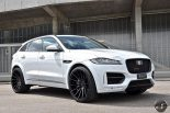 Jaguar F Pace Hamann Motorsport Widebody Tuning 12 155x103 Mega schick   Jaguar F Pace Hamann Widebody by DS