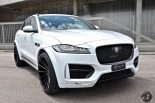Jaguar F Pace Hamann Motorsport Widebody Tuning 14 155x103 Mega schick   Jaguar F Pace Hamann Widebody by DS