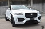 Jaguar F Pace Hamann Motorsport Widebody Tuning 15 155x103 Mega schick   Jaguar F Pace Hamann Widebody by DS