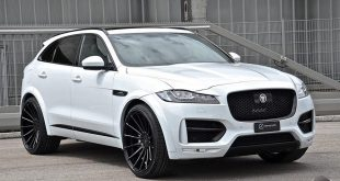 Jaguar F Pace Hamann Motorsport Widebody Tuning 16 310x165 Mega schick   Jaguar F Pace Hamann Widebody by DS
