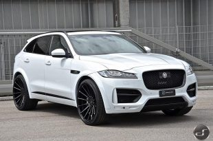 Jaguar F Pace Hamann Motorsport Widebody Tuning 16 310x205 Mega schick   Jaguar F Pace Hamann Widebody by DS