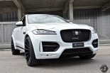 Jaguar F Pace Hamann Motorsport Widebody Tuning 17 155x103 Mega schick   Jaguar F Pace Hamann Widebody by DS