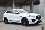 Jaguar F Pace Hamann Motorsport Widebody Tuning 18 155x103 Mega schick   Jaguar F Pace Hamann Widebody by DS