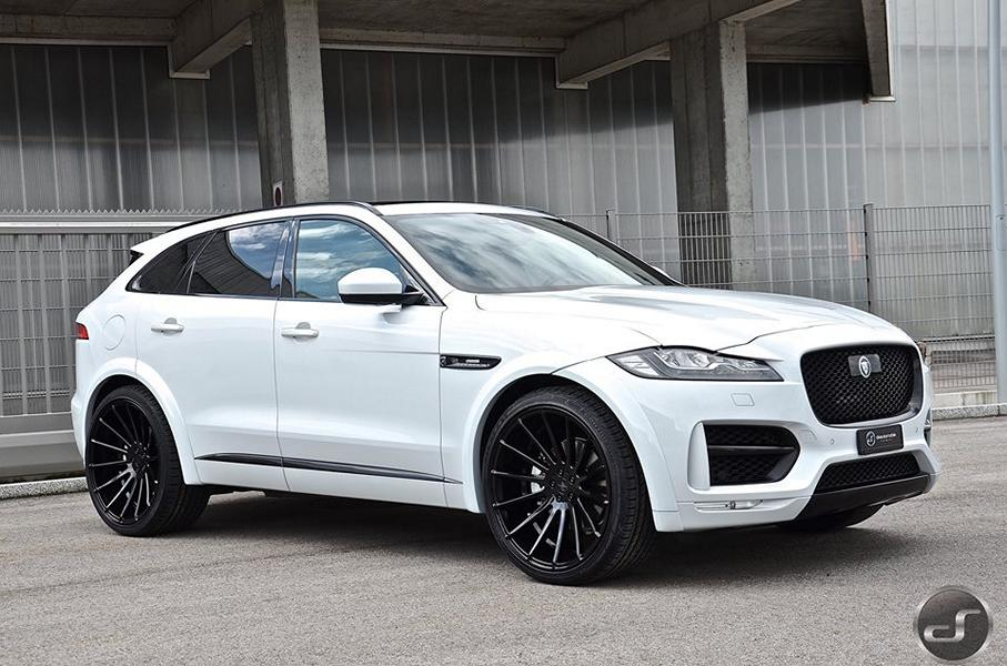 jaguar f pace hamann motorsport widebody tuning 18. Black Bedroom Furniture Sets. Home Design Ideas