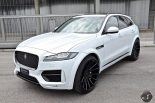 Jaguar F Pace Hamann Motorsport Widebody Tuning 19 155x103 Mega schick   Jaguar F Pace Hamann Widebody by DS