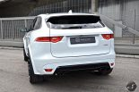 Jaguar F Pace Hamann Motorsport Widebody Tuning 2 155x103 Mega schick   Jaguar F Pace Hamann Widebody by DS