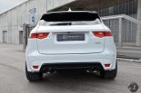 Jaguar F Pace Hamann Motorsport Widebody Tuning 3 155x103 Mega schick   Jaguar F Pace Hamann Widebody by DS