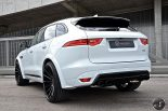Jaguar F Pace Hamann Motorsport Widebody Tuning 4 155x103 Mega schick   Jaguar F Pace Hamann Widebody by DS
