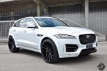 Jaguar F Pace Hamann Motorsport Widebody Tuning 9 155x103 Mega schick   Jaguar F Pace Hamann Widebody by DS
