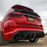 Jeep Grand Cherokee Tyrannos Renegade Design Tuning Bodykit 2 1 190x190 Noch einer   Jeep Grand Cherokee Tyrannos by Renegade
