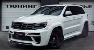 Jeep Grand Cherokee Tyrannos Renegade Design Tuning Bodykit 4 310x165 Noch einer   Jeep Grand Cherokee Tyrannos by Renegade
