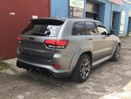Jeep Grand Cherokee Tyrannos Renegade Design Tuning Bodykit 5 190x144 Noch einer   Jeep Grand Cherokee Tyrannos by Renegade