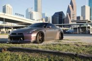 Liberty Walk Widebody Nissan GT R Strasse SPR5 11 190x126 Liberty Walk Widebody Nissan GT R auf Strasse SP5R Alu's