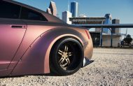 Liberty Walk Widebody Nissan GT R Strasse SPR5 4 190x123 Liberty Walk Widebody Nissan GT R auf Strasse SP5R Alu's