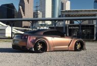 Liberty Walk Widebody Nissan GT R Strasse SPR5 6 190x130 Liberty Walk Widebody Nissan GT R auf Strasse SP5R Alu's