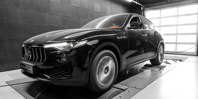 Mcchip-DKR Maserati Levante S 3.0 Turbo mit 470PS