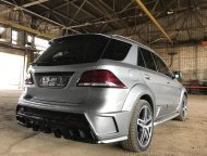 Mercedes Benz GLE SUV W166 Renegade Bodykit Tuning 2 190x144 Top   Mercedes Benz GLE SUV (W166) mit Renegade Bodykit
