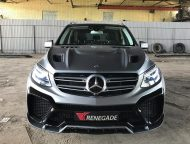Mercedes Benz GLE SUV W166 Renegade Bodykit Tuning 3 190x144 Top   Mercedes Benz GLE SUV (W166) mit Renegade Bodykit
