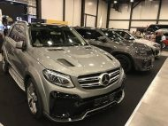 Mercedes Benz GLE SUV W166 Renegade Bodykit Tuning 8 190x142 Top   Mercedes Benz GLE SUV (W166) mit Renegade Bodykit