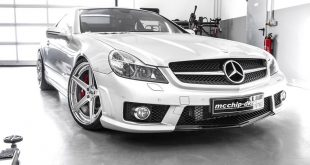 Mercedes SL63 AMG Kompressor Mcchip R230 Tuning 14 310x165 Monster   713 PS Mercedes SL65 AMG Black Series by Mcchip
