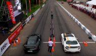 Mercedes SLS vs. Porsche 911 GT3 RS Z06 2 190x112 Video: 800PS Mercedes SLS vs. Porsche 911 GT3 RS & Z06