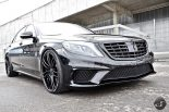 Mercedes W222 S63 AMG Black Series Tuning 10 155x103 Mercedes S63 AMG Black Series mit 700PS vom Tuner DS