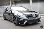 Mercedes W222 S63 AMG Black Series Tuning 11 155x103 Mercedes S63 AMG Black Series mit 700PS vom Tuner DS