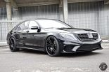 Mercedes W222 S63 AMG Black Series Tuning 12 155x103 Mercedes S63 AMG Black Series mit 700PS vom Tuner DS