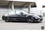Mercedes W222 S63 AMG Black Series Tuning 13 155x103 Mercedes S63 AMG Black Series mit 700PS vom Tuner DS