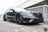 Mercedes W222 S63 AMG Black Series Tuning 17 155x103 Mercedes S63 AMG Black Series mit 700PS vom Tuner DS