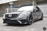 Mercedes W222 S63 AMG Black Series Tuning 2 155x103 Mercedes S63 AMG Black Series mit 700PS vom Tuner DS
