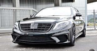 Mercedes W222 S63 AMG Black Series Tuning 20 310x165 Mercedes S63 AMG Black Series mit 700PS vom Tuner DS