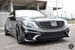 Mercedes W222 S63 AMG Black Series Tuning 24 155x103 Mercedes S63 AMG Black Series mit 700PS vom Tuner DS