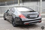 Mercedes W222 S63 AMG Black Series Tuning 25 155x103 Mercedes S63 AMG Black Series mit 700PS vom Tuner DS