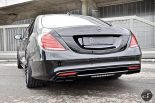 Mercedes W222 S63 AMG Black Series Tuning 26 155x103 Mercedes S63 AMG Black Series mit 700PS vom Tuner DS