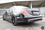 Mercedes W222 S63 AMG Black Series Tuning 27 155x103 Mercedes S63 AMG Black Series mit 700PS vom Tuner DS